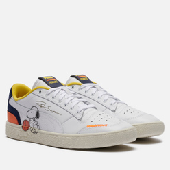 Мужские кроссовки Puma x Peanuts Ralph Sampson White/Peacoat