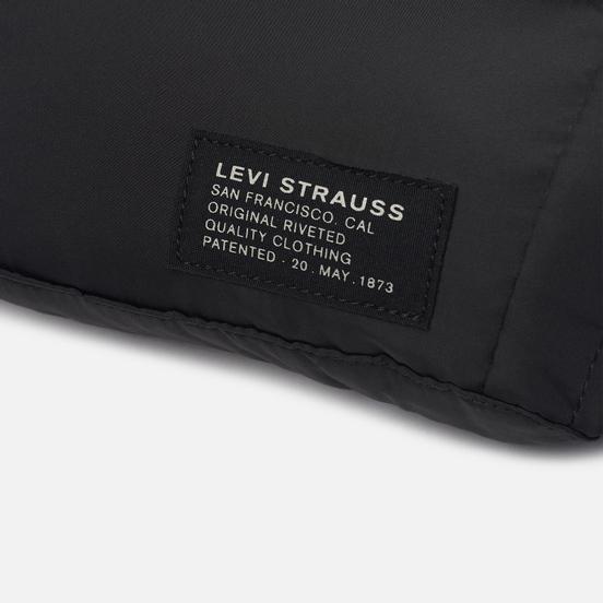 Сумка на пояс Levi's Standard Banana Sling Regular Black