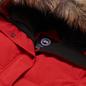 Женская куртка парка Canada Goose Shelburne Red фото - 1