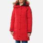 Женская куртка парка Canada Goose Shelburne Red фото - 3