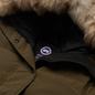Женская куртка парка Canada Goose Shelburne Military Green фото - 1