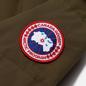 Женская куртка парка Canada Goose Shelburne Military Green фото - 2