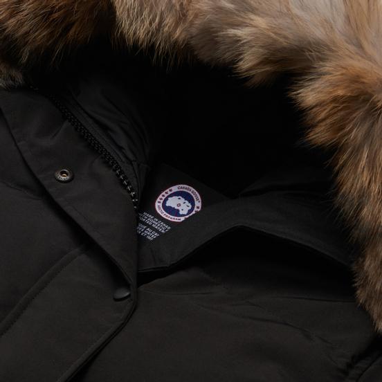 Женская куртка парка Canada Goose Shelburne Black