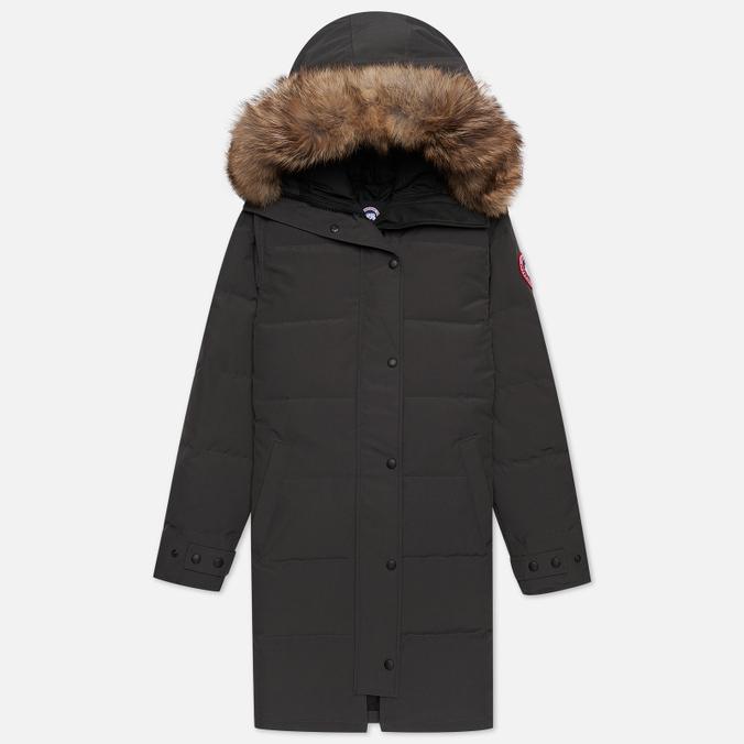 Женская куртка парка Canada Goose Shelburne