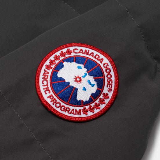 Женская куртка парка Canada Goose Shelburne Graphite