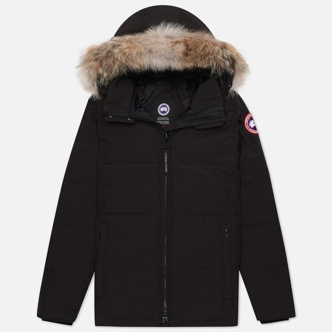 Женская куртка парка Canada Goose Chelsea