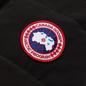 Женская куртка парка Canada Goose Chelsea Black фото - 2