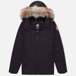 Женская куртка парка Canada Goose Chelsea Navy