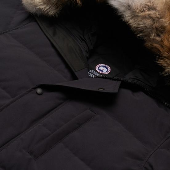 Мужская куртка парка Canada Goose Carson Navy