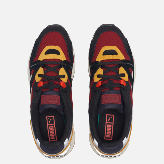 Мужские кроссовки Puma Mirage Mox Suede Black/Intense Red/Marshmallow
