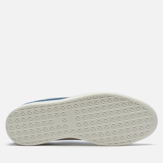 Мужские кроссовки Puma x Butter Goods Basket VTG Dark Denim/Whisper White