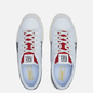 Мужские кроссовки Puma Ralph Sampson 70 Low Draft White/Nimbus Cloud/Urban Red фото - 1