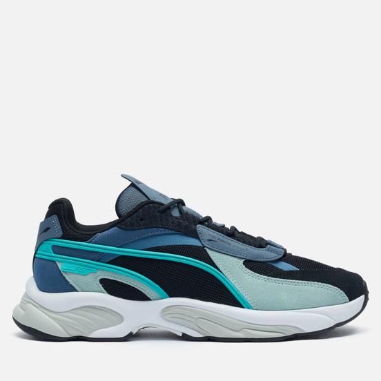 Мужские кроссовки Puma RS-Connect Splash Black/Eggshell Blue