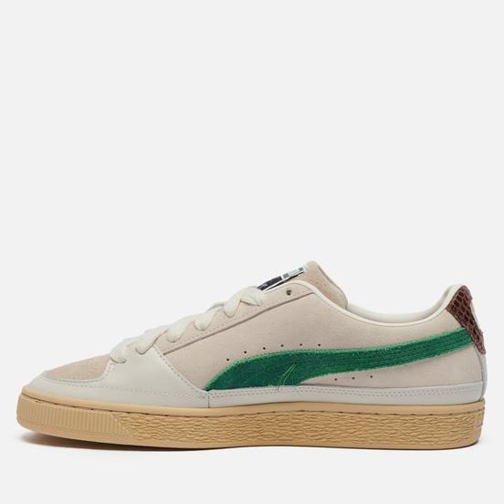 Мужские кроссовки Puma x Rhuigi Suede Whisper White/Juniper
