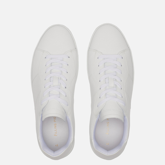 Кроссовки Filling Pieces Light Plain Court All White