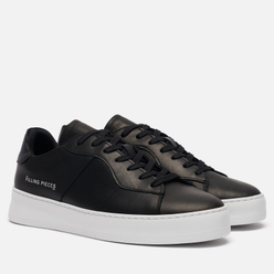 Кроссовки Filling Pieces Light Plain Court Black/Black