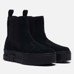Женские ботинки Puma Mayze Chelsea Suede Black