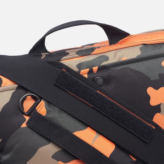Сумка Porter-Yoshida & Co PS Camo Shoulder Messenger Woodland Orange