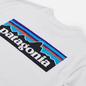 Мужская футболка Patagonia P-6 Logo Responsibili-Tee White фото - 2