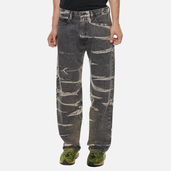 Мужские джинсы Levi's Skateboarding Baggy 5 Pocket Black Snow