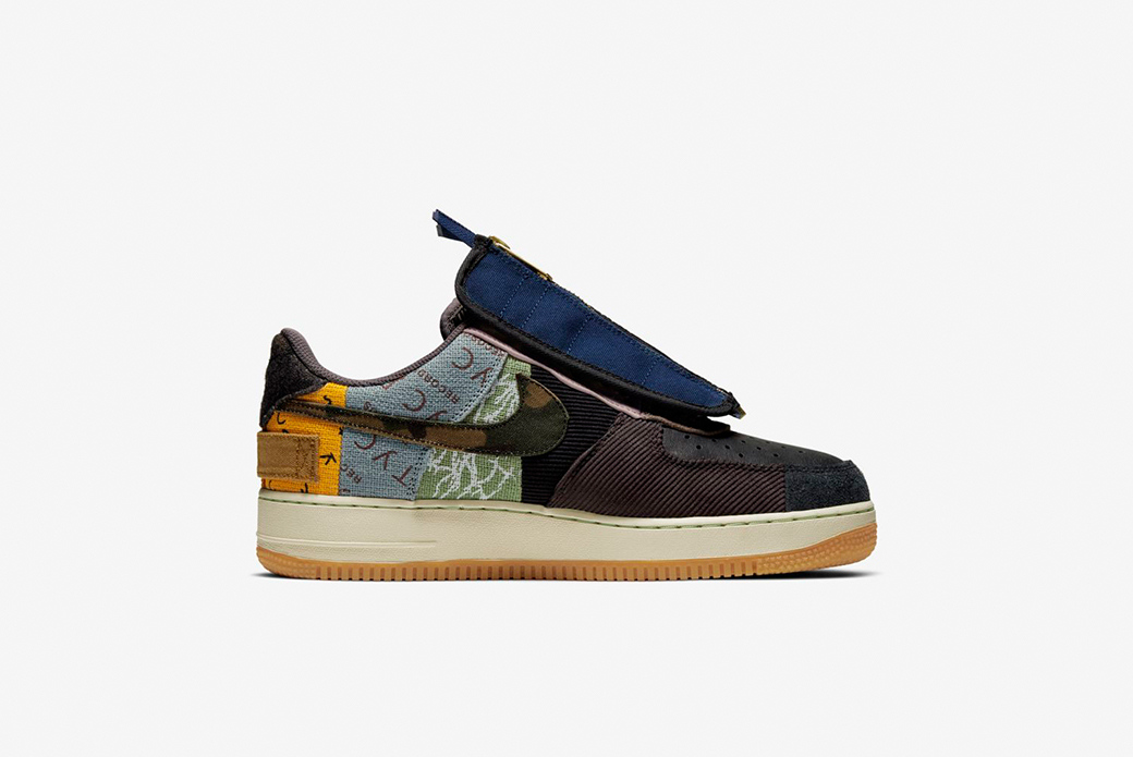 "Nike × Travis Scott Air Force 1 ""Cactus Jack"": техасские корни"