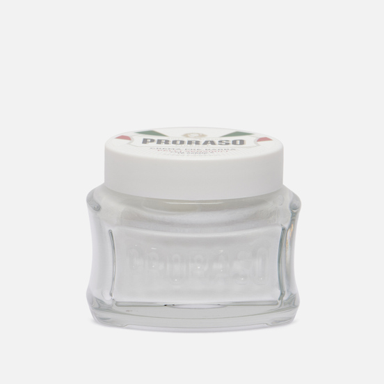 Крем до бритья Proraso Pre-Shave Sensitive Oatmeal/Green Tea
