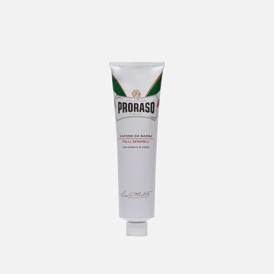 Крем для бритья Proraso Shaving Sensitive Oatmeal/Green Tea