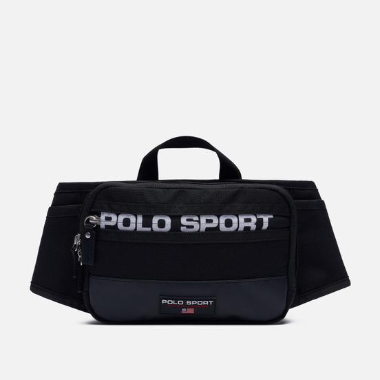 Сумка на пояс Polo Ralph Lauren Polo Sport Black