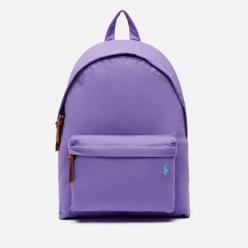 Рюкзак Polo Ralph Lauren Canvas Large Embroidered Logo Hampton Purple/Light Turquoise PP