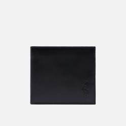 Кошелек Polo Ralph Lauren Signature Pony Leather Billfold Black/White