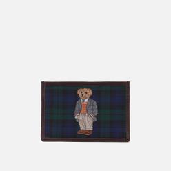 Держатель для карточек Polo Ralph Lauren Polo Bear Tartan Gordon Tartan
