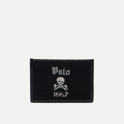 Держатель для карточек Polo Ralph Lauren Skull Polo 1967 Black