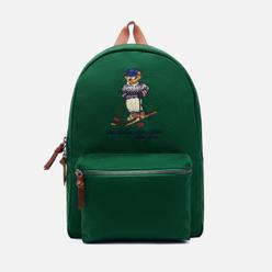 Рюкзак Polo Ralph Lauren Polo Bear Canvas Green