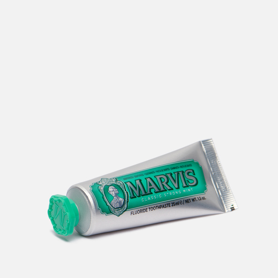 Зубная паста Marvis Classic Strong Mint Travel Size