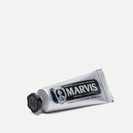 Зубная паста Marvis Amarelli Licorice Travel Size