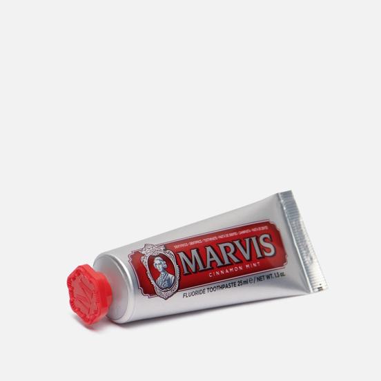 Зубная паста Marvis Cinnamon Mint Travel Size
