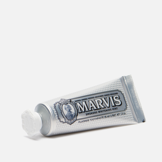 Зубная паста Marvis Smokers Whitening Mint Travel Size 25ml