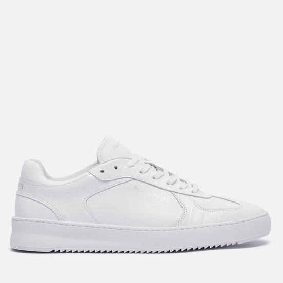 Кроссовки Filling Pieces Field Ripple Pine All White