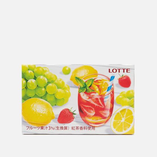 Жевательная резинка Lotte Fit's Tea And Fruits