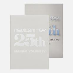 Книга Medicom Toy Medicom Toy 25th Anniversary - Manual Volume IV