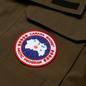 Мужская куртка парка Canada Goose Citadel Military Green фото - 2