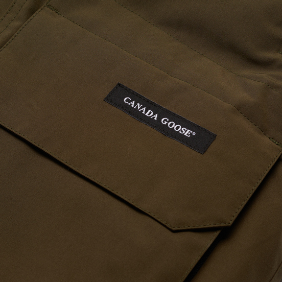 Мужская куртка парка Canada Goose Citadel Military Green