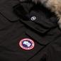 Мужская куртка парка Canada Goose Citadel Black фото - 1