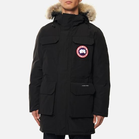 Мужская куртка парка Canada Goose Citadel Black