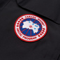 Мужская куртка парка Canada Goose Expedition RF Navy фото - 2