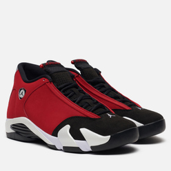 Мужские кроссовки Jordan Air Jordan 14 Retro Toro Black/Gym Red/White/Off White