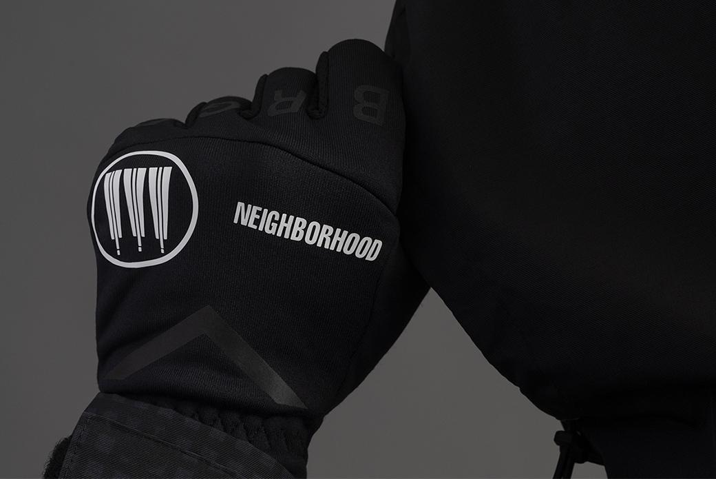 adidas × NEIGHBORHOOD Run City: бег сквозь город