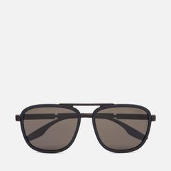 Солнцезащитные очки Prada Linea Rossa 50XS-03P06H-3N Matte Burnished/Black Rubber/Brown