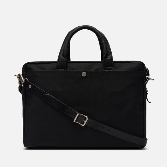 Сумка Property Of... Cedric Briefcase Coal/Black