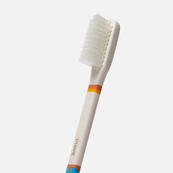 Зубная щетка Piave Medium Tynex Nylon Slim Blue/White